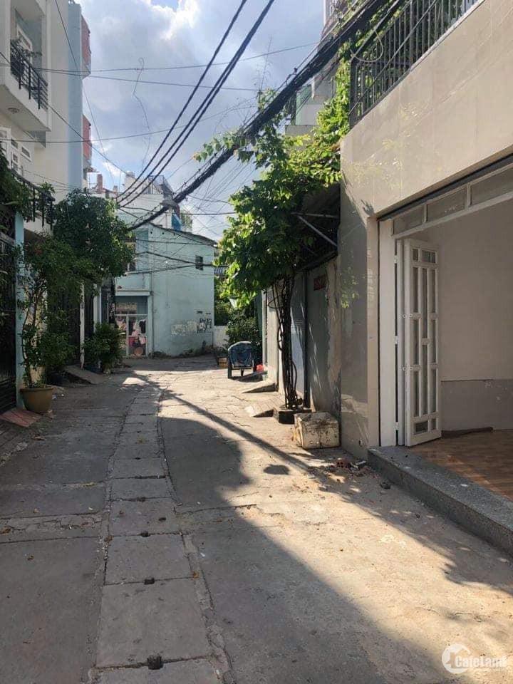 HXH Nguyễn Văn Công phường 3 Quận Gò Vấp,  55m2, 2 tầng,  4.5x12m,