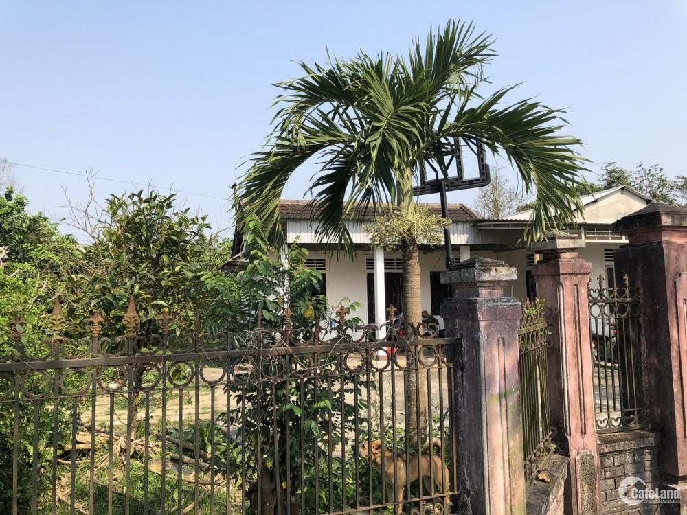Bán đất thổ cư, CÓ THỂ PHÂN LÔ sát trường tiểu học số 1 Hương Hồ, DT 664m2