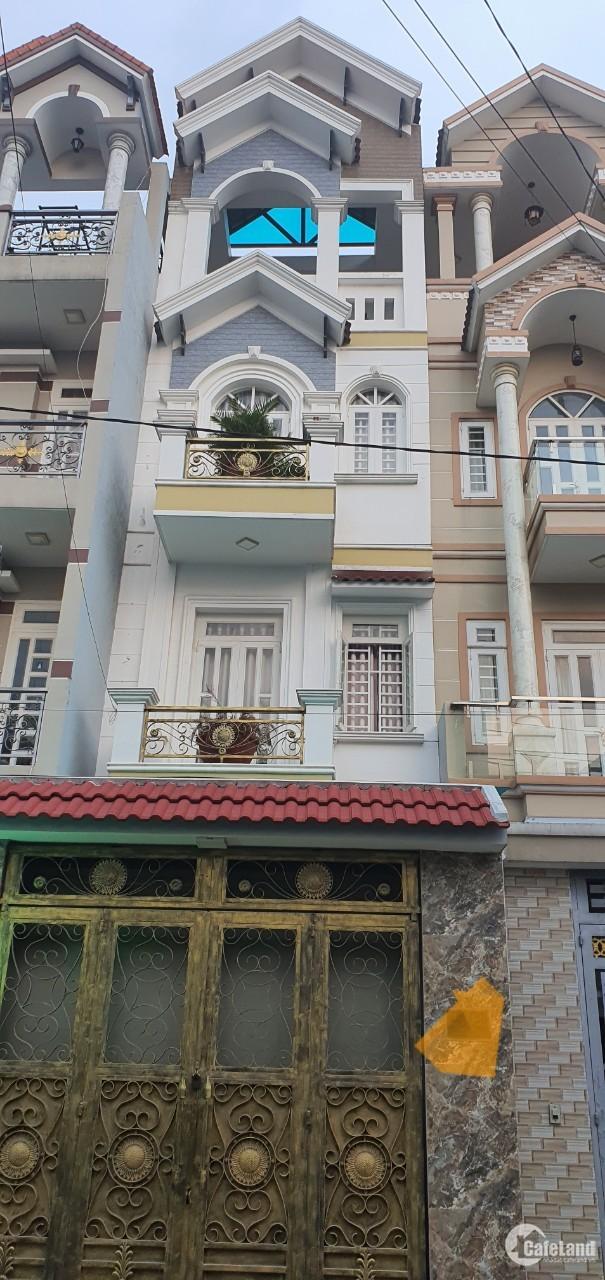 Trung tâm Bình Tân, nhà Hương Lộ 2 Ngang 4m Dài 16m chỉ 6,5 tỷ