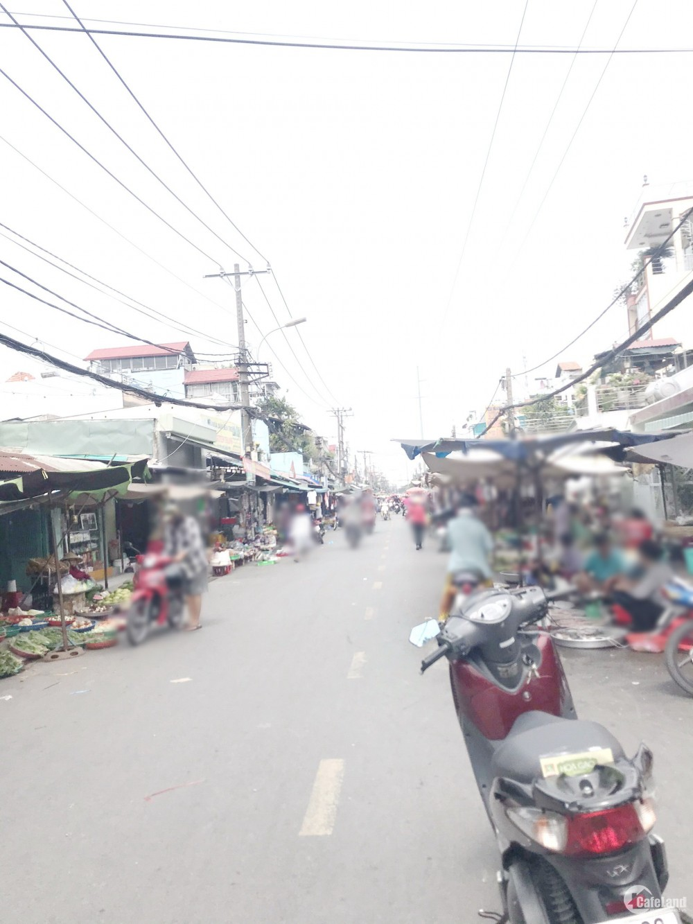 Nhà (4.1*32m) mặt tiền kinh doanh Bùi Minh Trực P5 Q8