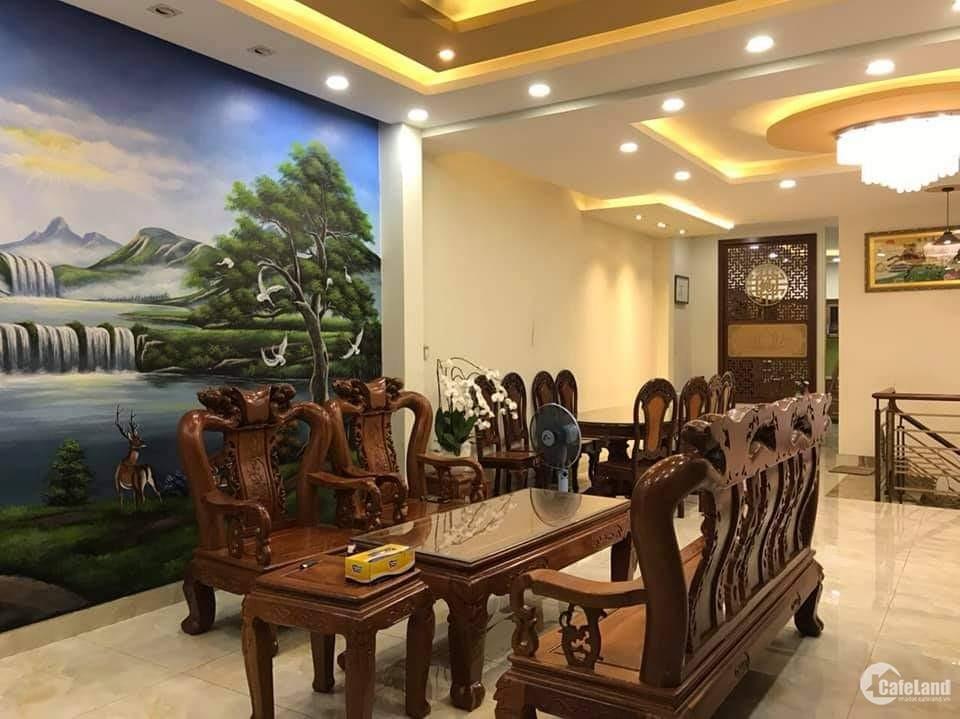 Nhà mặt tiền Lê Văn Phan - 5 x 24m - 6 tầng - Khu Phú Thọ Hòa