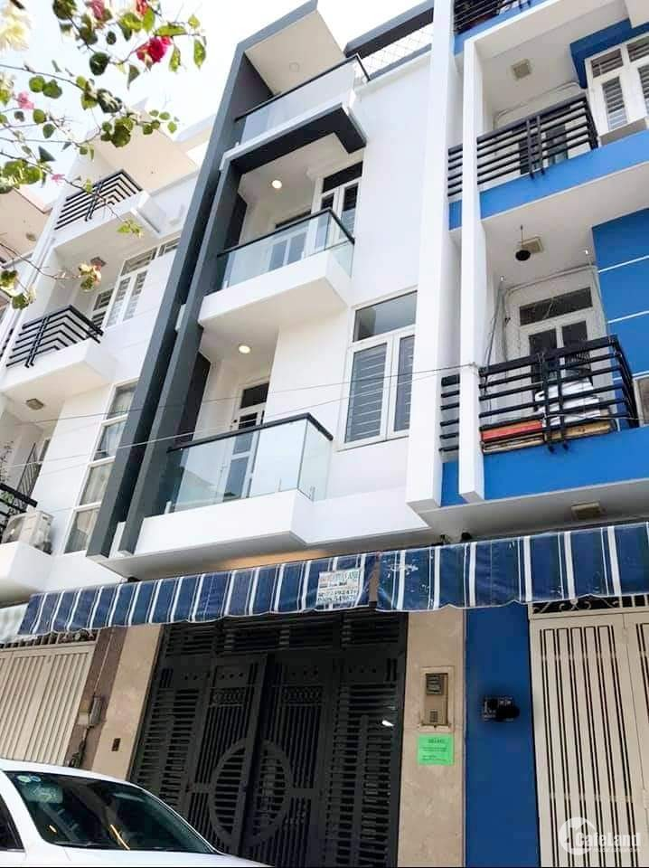 Nhà 40m2 Quang Trung, Q Gò Vấp, 3tỷ45