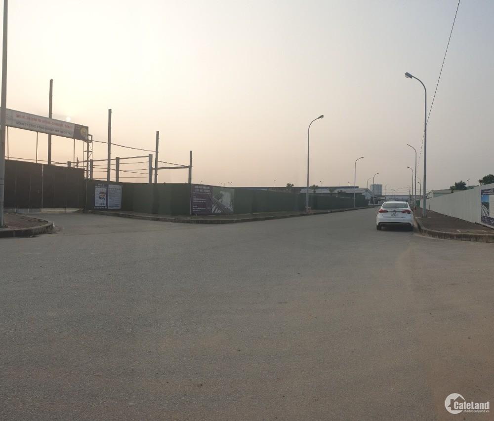 Chính chủ cho thuê đất trống làm nhà xưởng, kho logistic tại Long Biên, HN