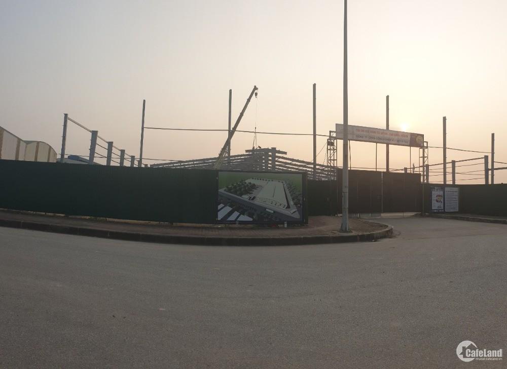 Cho thuê kho, xưởng, đất trống tại khu công nghiệp Đài Tư, Long Biên, HN