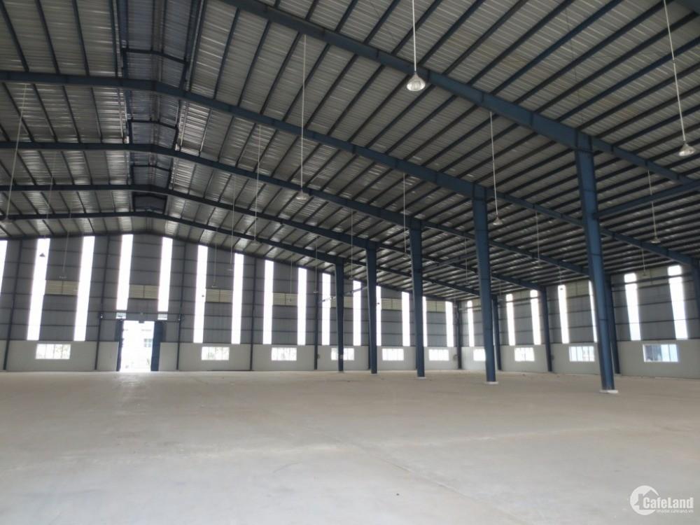 Cho thuê xưởng diện tích 6000m2, độc lập đky EPE tại KCN Quế Võ, LH 0988457392