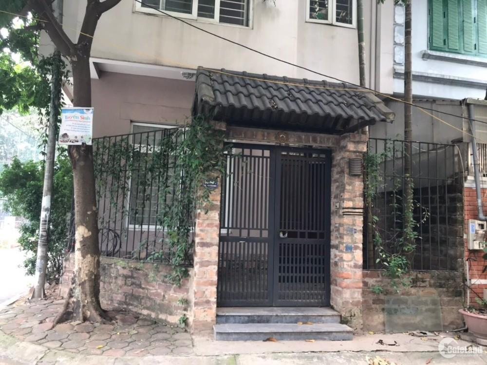 Cho thuê VP tầng 1 nhà riêng KĐT Dịch Vọng, vị trí đẹp, giá siêu tốt