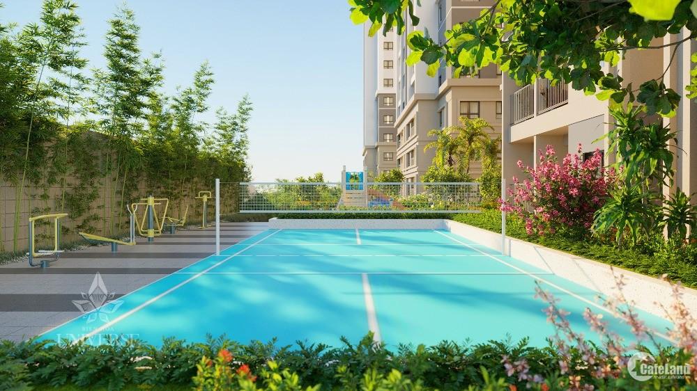 Bán căn hộ 2PN/ 73m2 gần KCN Amata - Biên Hoà Universe chỉ từ 360 triệu