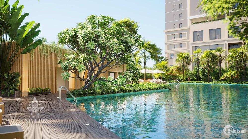 Sở hữu căn hộ 2PN/ 73m2 gần KCN Amata - Biên Hoà Universe chỉ từ 360 triệu, QL1A