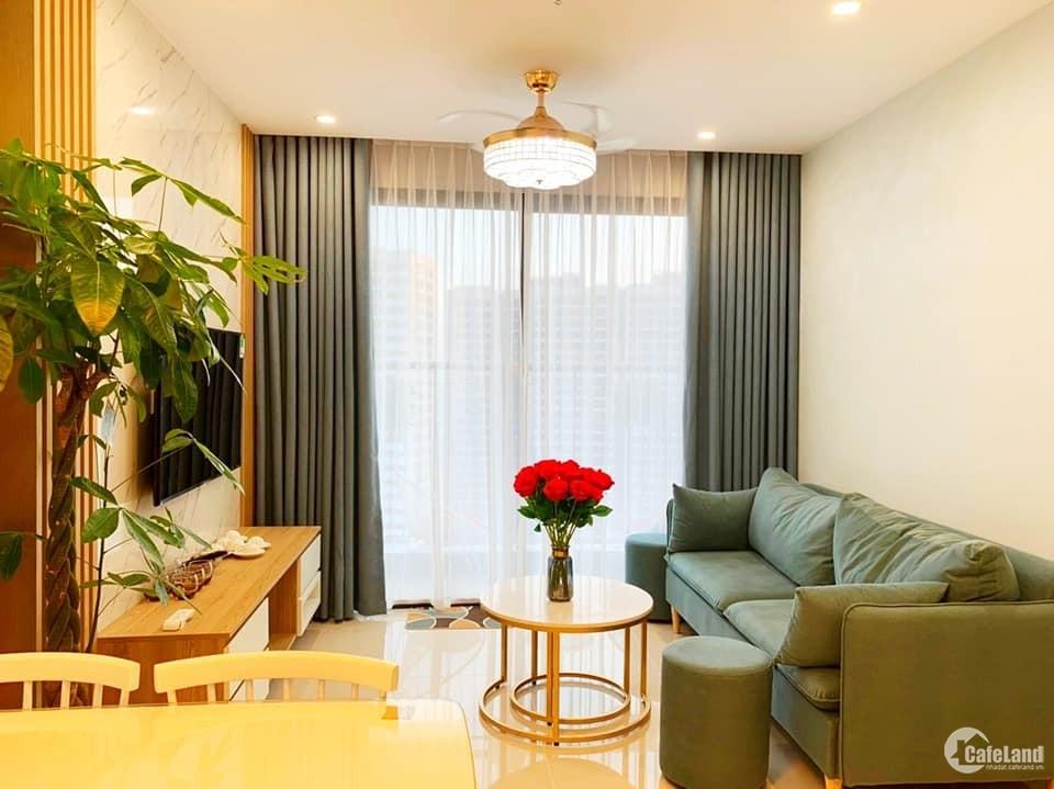 Cho thuê căn 2N Full nội thất Vinhomes Ocean Park. Giá chỉ 7 triệu/tháng.