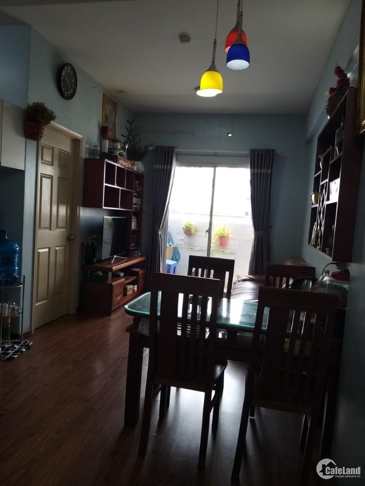 Chung cư HQC PLAZA bán căn hộ 2 PN vào ở ngay,kế bên chợ đầu mối Bình Điền