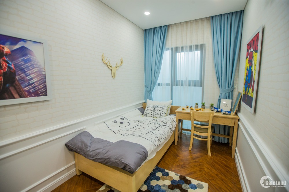 Căn hộ The Minato Residence 2PN 70.7 m2