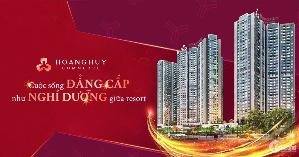 HOT HOT Chính thức mở bán chung cư cao cấp Hoàng Huy Commerce, HP 0936240143