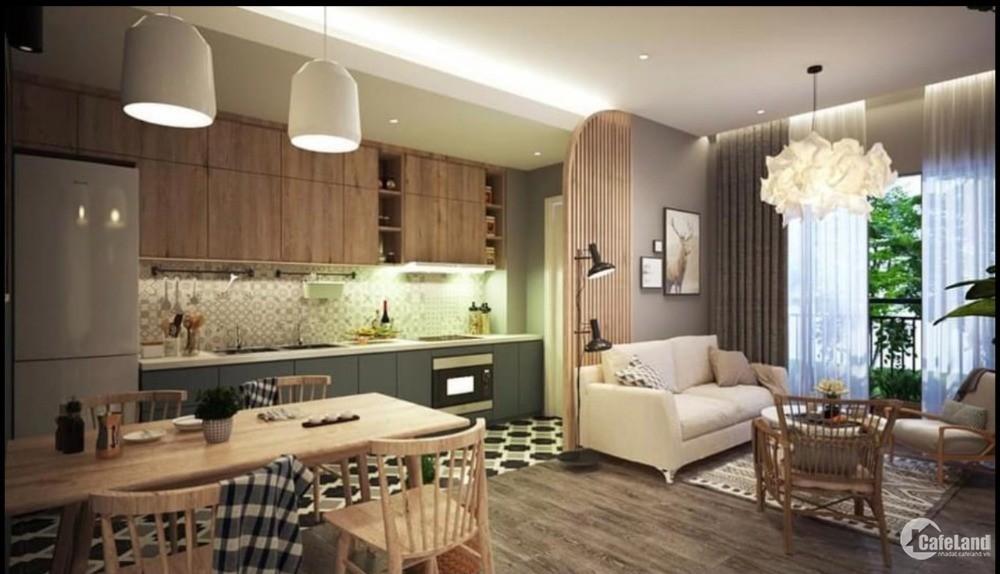 Bán căn hộ ngay Tân Bình, nhà mới bàn giao. TT 900tr nhận nhà ở liền, hỗ trợ vay