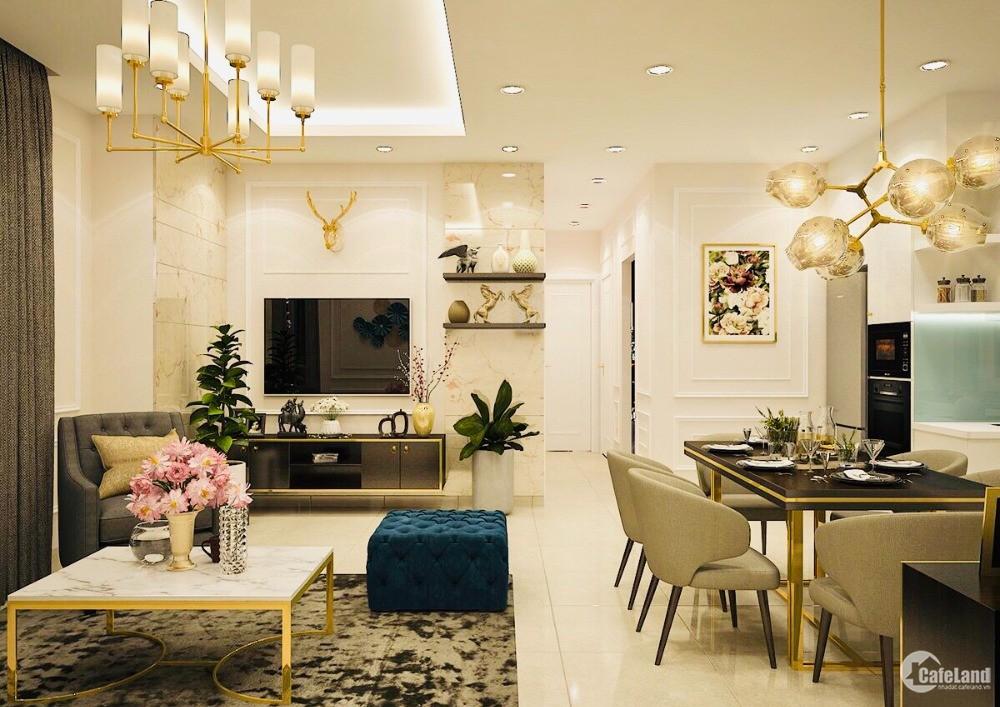 Chủ đầu tư nhận booking 50 căn đẹp nhất Block A của Paris Hoàng Kim
