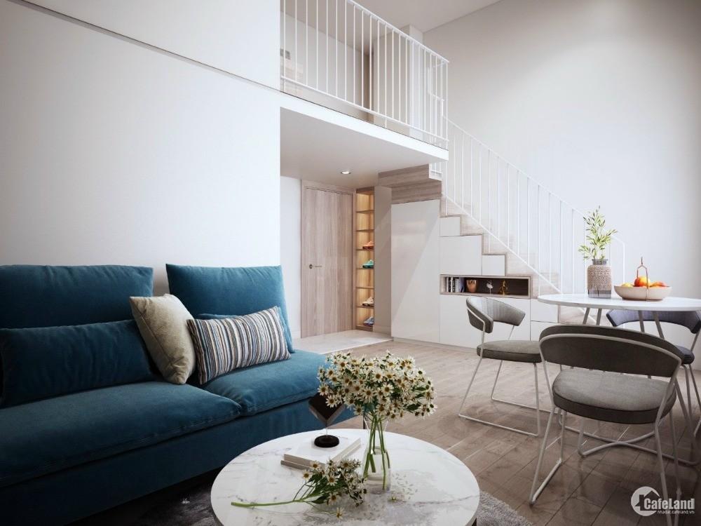 Bán căn hộ Ecohome quận 3 giá chỉ từ 1,1 tỷ/căn tặng full nội thất trị giá 80tr