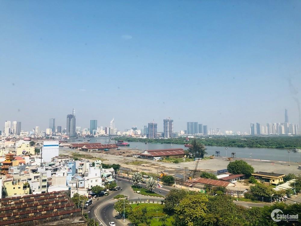 DUY NHẤT 3,35 tỷ ( Bao Hết) Ven Sông, Ngay Trung Tâm, Full NT, Yên Tĩnh, 80m2