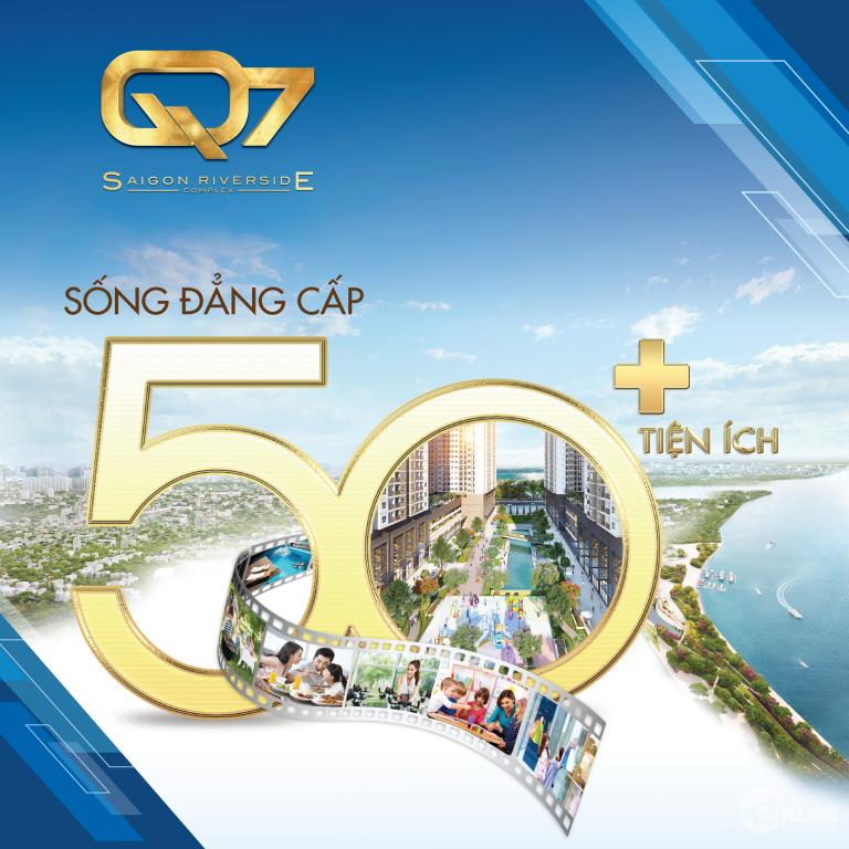 Sang Nhượng Căn Hộ Q7 Saigon Riverside Quận 7