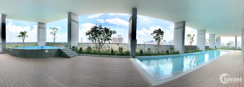 Căn hộ góc 3PN 93m2 đối diện PMH, view sông Sài Gòn giá rẻ nhất Quận 7