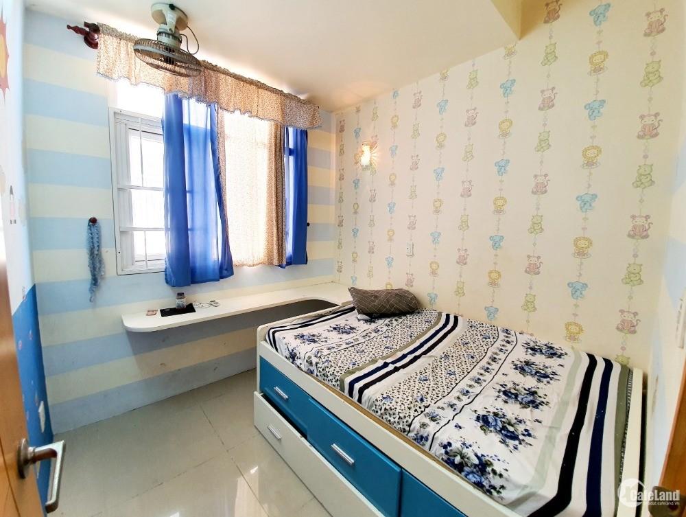 Bán căn hộ Q. Bình Tân 66m2 full nội thất, sổ hồng, thanh toán 650tr ở ngay