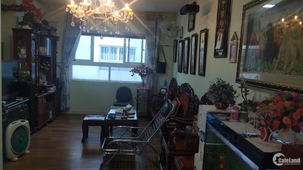 Bán căn hộ - CC 118 Tân Hương, P. Tân Quý, Q.Tân Phú 86.5m2, 2PN 2WC 2tỷ1