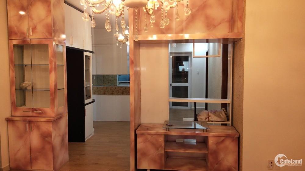 Bán căn hộ - CC 118 Tân Hương, P.Tân Quý, Q.Tân Phú 116.4 m2, 3PN 2WC 3tỷ1
