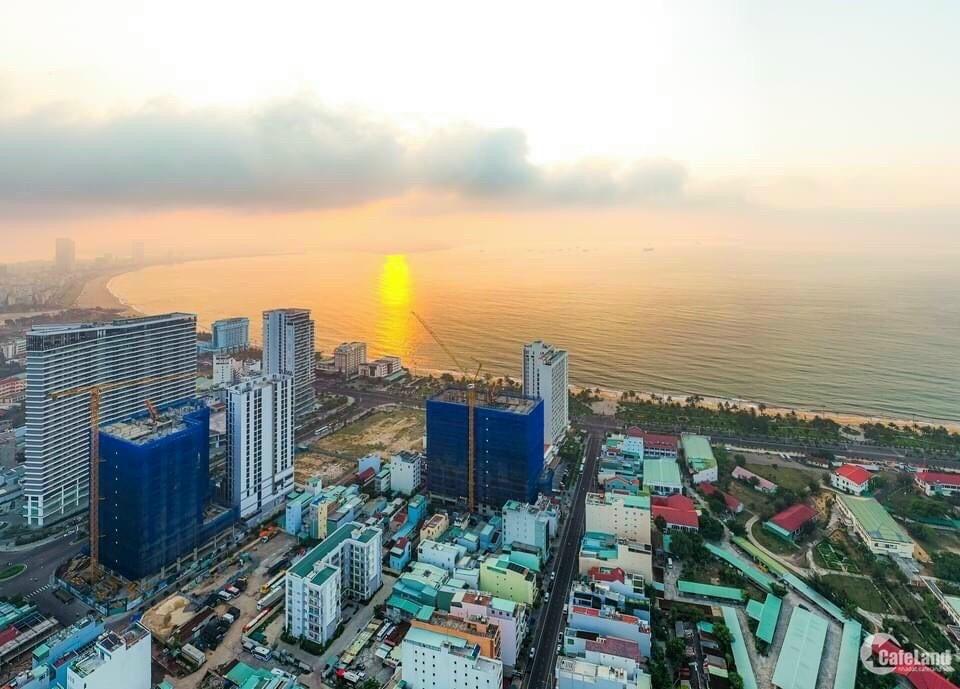 CH biển Quy Nhơn Melody vừa đầu tư cho thuê cam kết lợi nhuận kép vượt trội