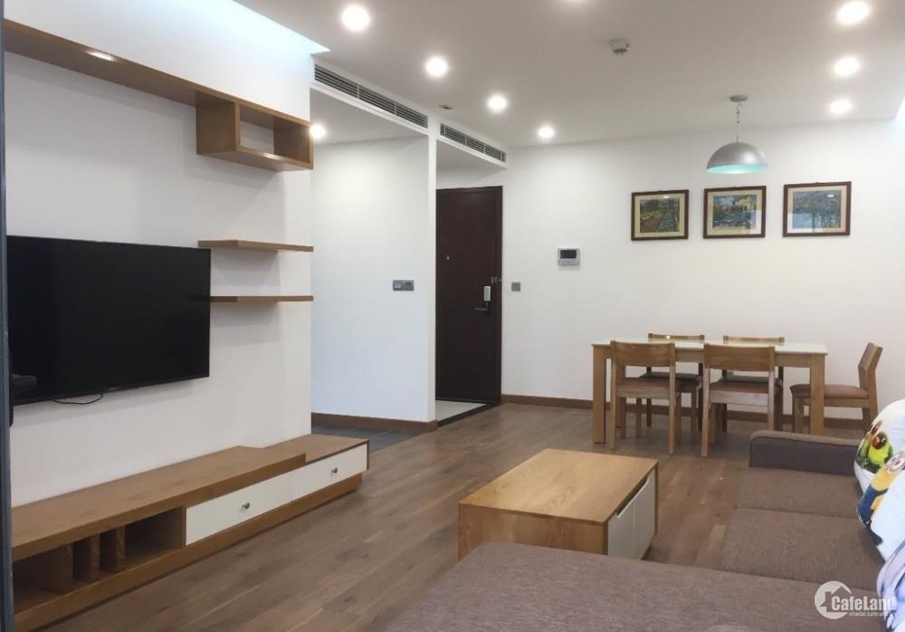 Chính chủ bán căn hộ 6Th Element – đường Nguyễn Văn Huyên kéo dài – 2PN.