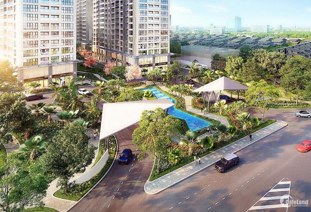 Sở hữu căn hộ chuẩn Resort Lavita Thuận An - TT 30% nhận nhà, chỉ từ 480 TRiệu