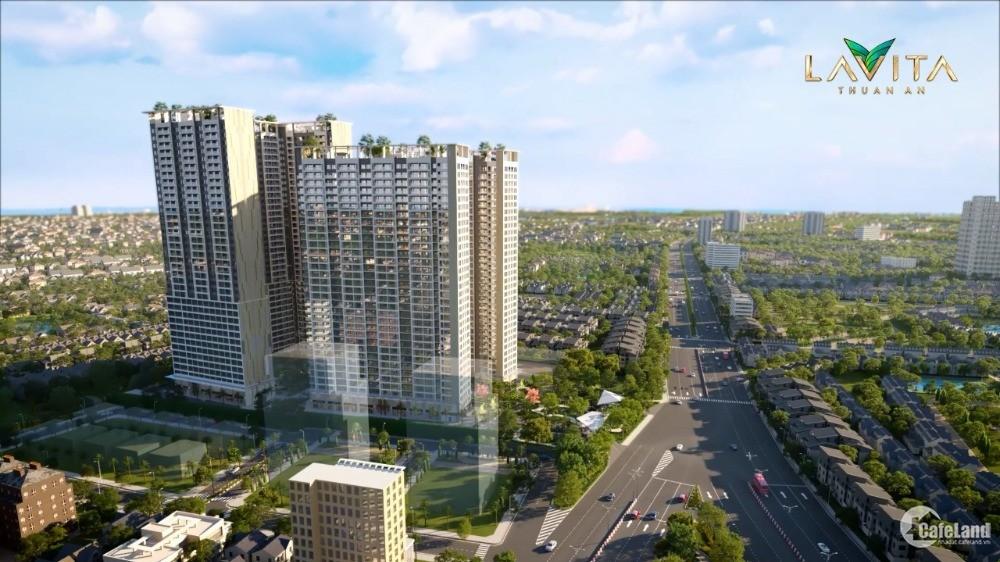 Căn hộ nghĩ dưỡng Resort Lavita Thuận An - TT 30% nhận nhà, chỉ từ 480 Tr/ 70m2