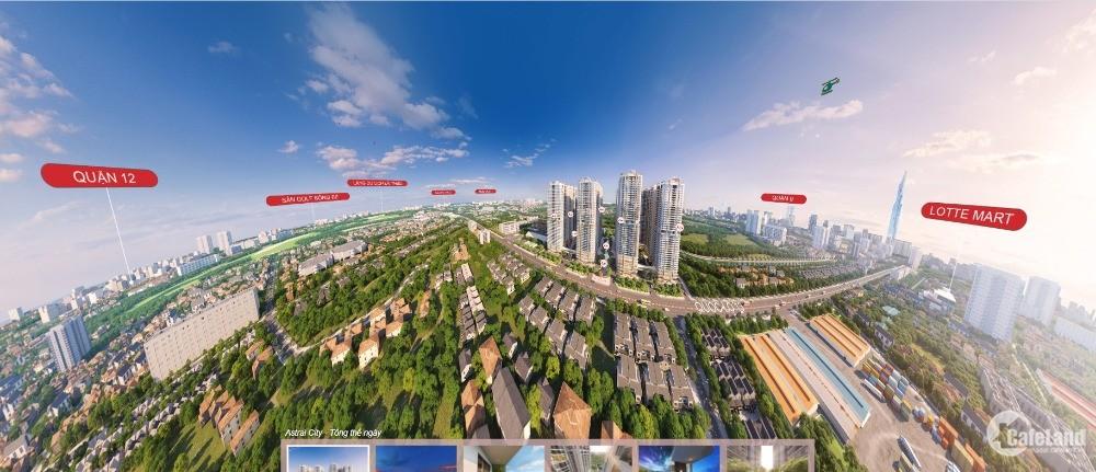 Tôi cần bán chung cư mặt tiền QL13, trung tâm Thuận An, hoàn thiện, view phố