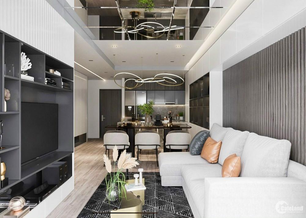 Căn hộ Tecco Felice Home 1.1 tỷ ngân hàng cho vay 70% ân hạn 18 tháng