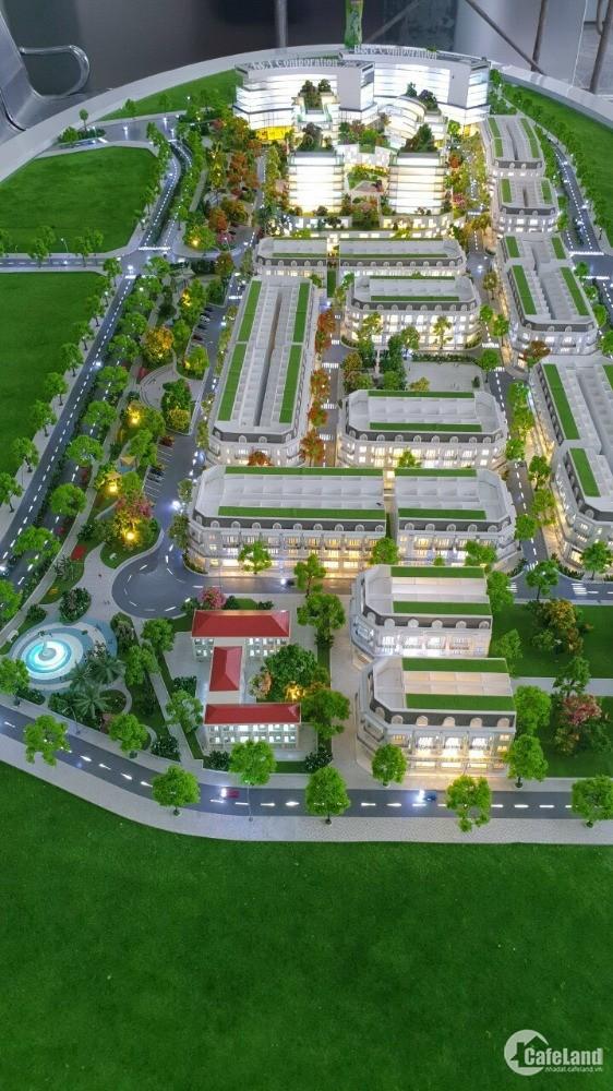 Thông tin dự án Calyx Residence Uy Nỗ Đông Anh - Mở bán đợt 1 - Giá gốc CĐT
