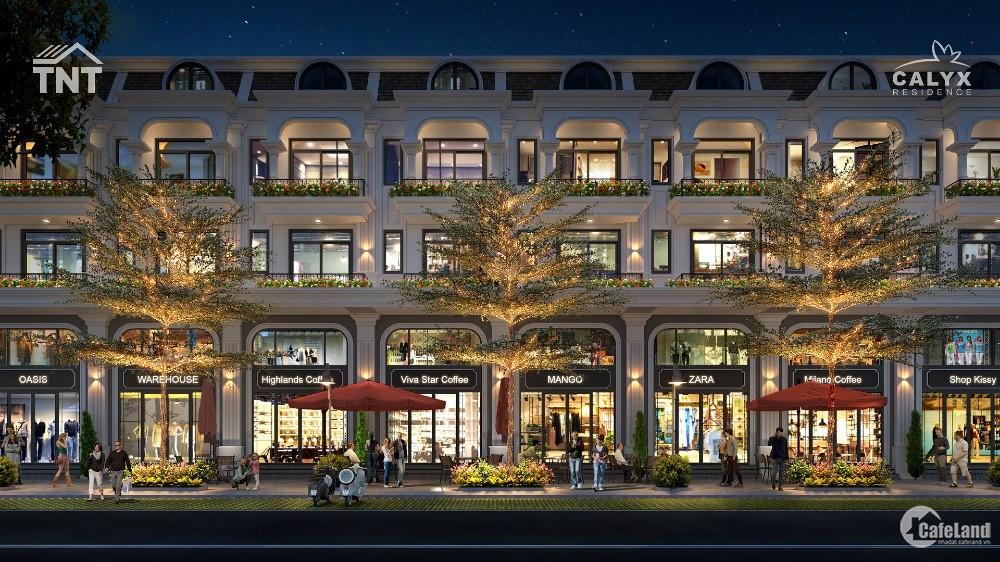 Mở bán đợt 1 dự án Calyx Residence - 319 Uy Nỗ Đông Anh