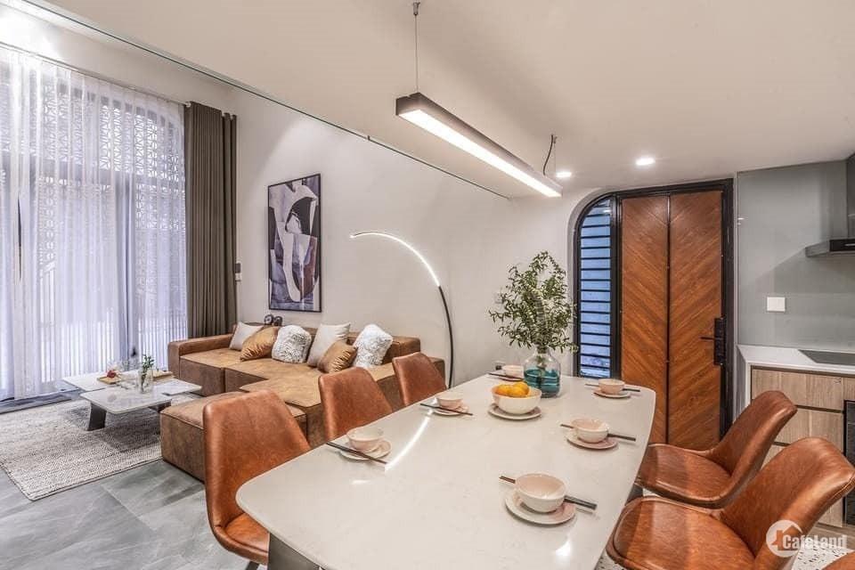 Biệt Thự phân Lô HÀO NAM-HOÀNG CẦU 90m2 MT 10m 4 tầng Gara sân vườn, Yên tĩnh LÔ