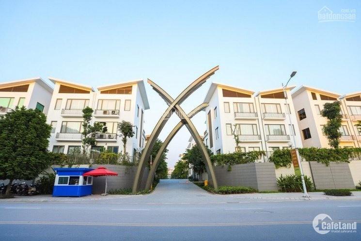 Bán biệt thự song lập nở hậu cực đẹp tại phố Gia Thượng - Long Biên, giá 26 tỷ