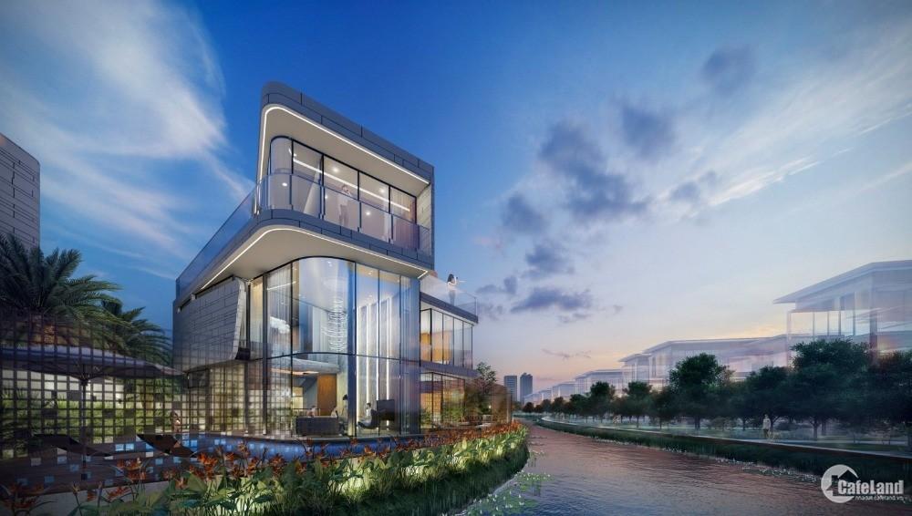 Bán Gấp Villas 5 Phòng Ngủ View Hồ Sinh Thái Ven Biển Đà Nẵng - Giá Rẻ Nhất
