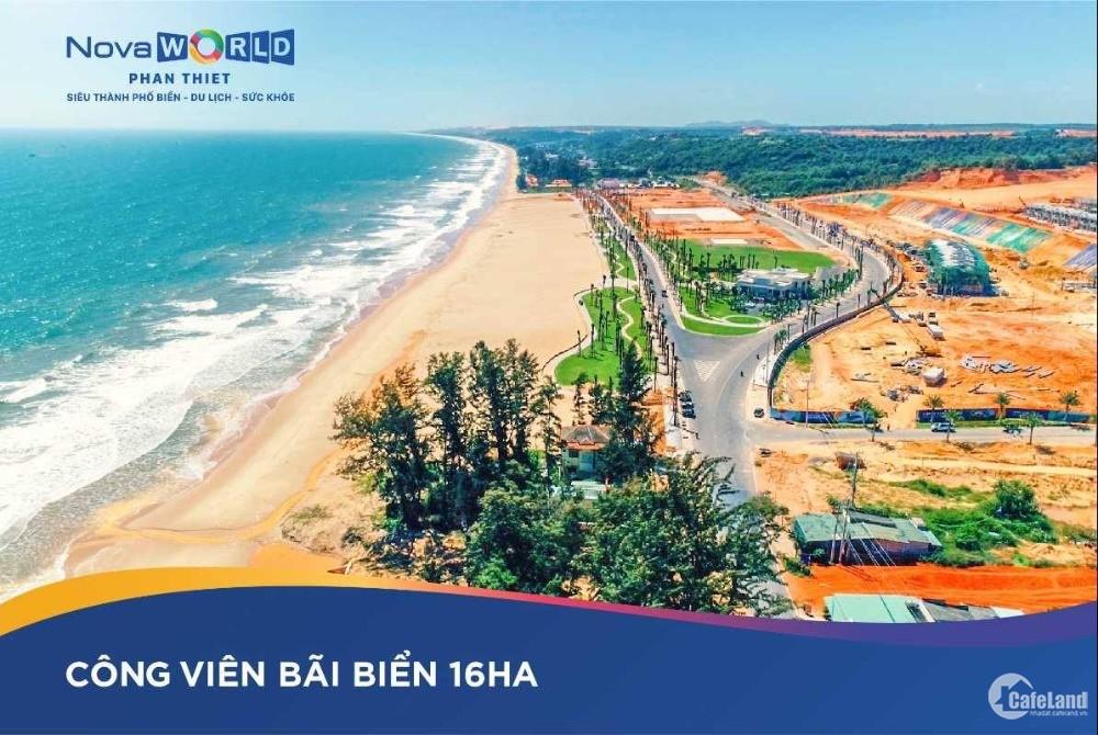 Biệt thự biển giữa lòng sân Golf tiêu chuẩn PGA độc quyền tại Việt Nam từ 1,2tỷ