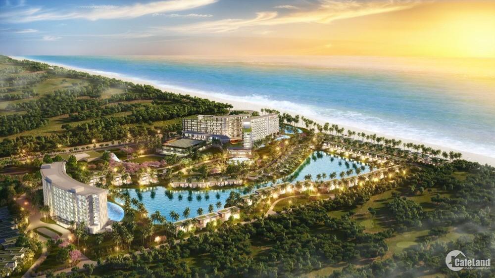 Suất ngoại giao biệt thự biển đã hiện hữu Movenpick Phú Quốc, cam kết 10%/năm