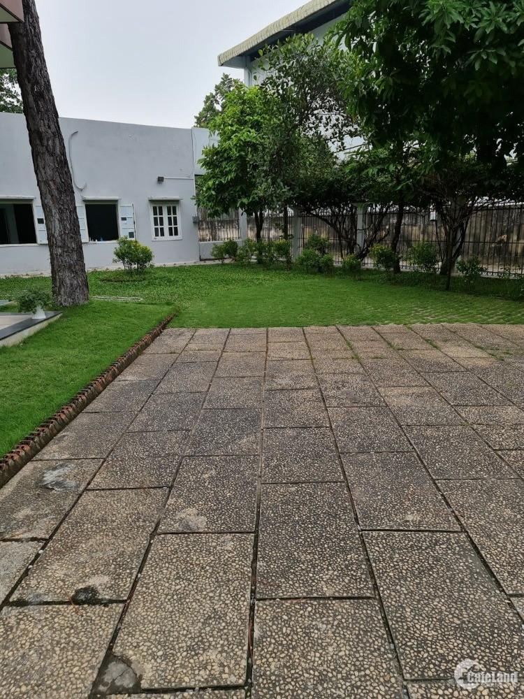Bán biệt thự sân vườn, phường trường thọ thủ đức 1177m2 giá bán 68 tỷ