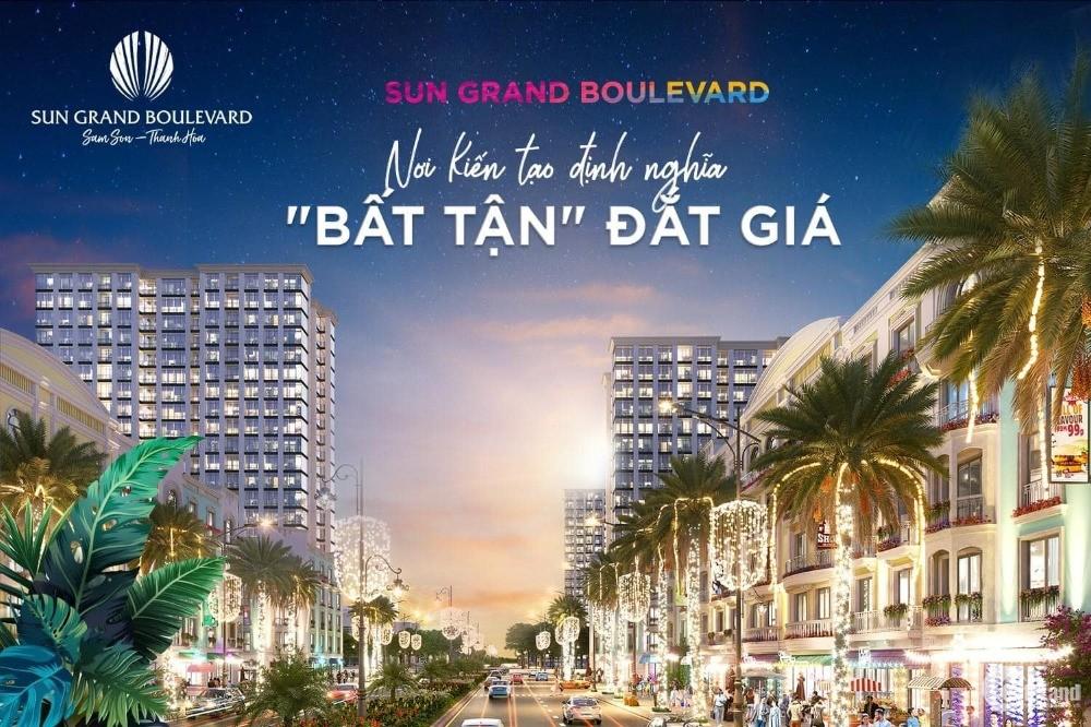 Sun Grand Boulevard Sầm Sơn Thanh Hóa - CĐT Sun Group