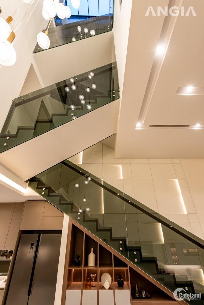 600tr mua được nhà phố biệt lập 1trệt 2lầu 1thượng siêu đẳng cấp tại Bình Dương