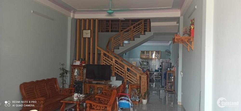 Cần bán nhà 2 tầng Khu đô thị Bình Minh, Đông Hương, Thanh Hóa. Diện tích 75m2