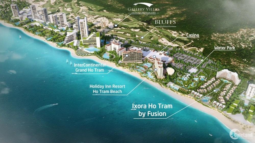 Còn duy nhất căn biệt thự biển Ixora Hồ Tràm suất ngoại giao CĐT 17.2 tỷ/căn ful