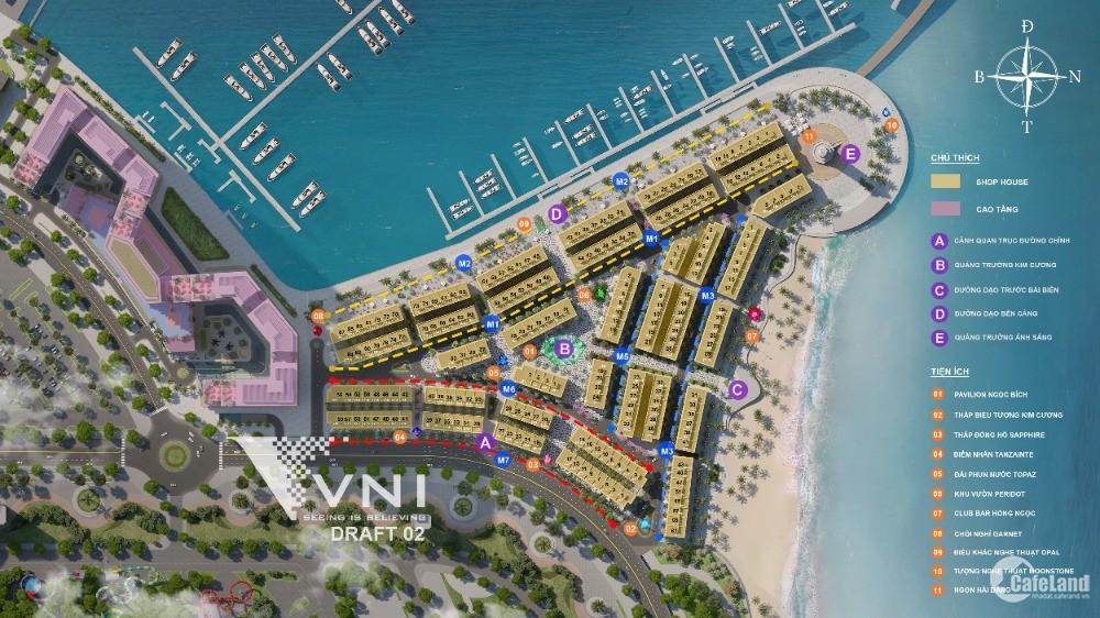Bán căn shophouse mặt biển Bãi Cháy, giá gốc ưu đãi từ chủ đầu tư HL 0961030386