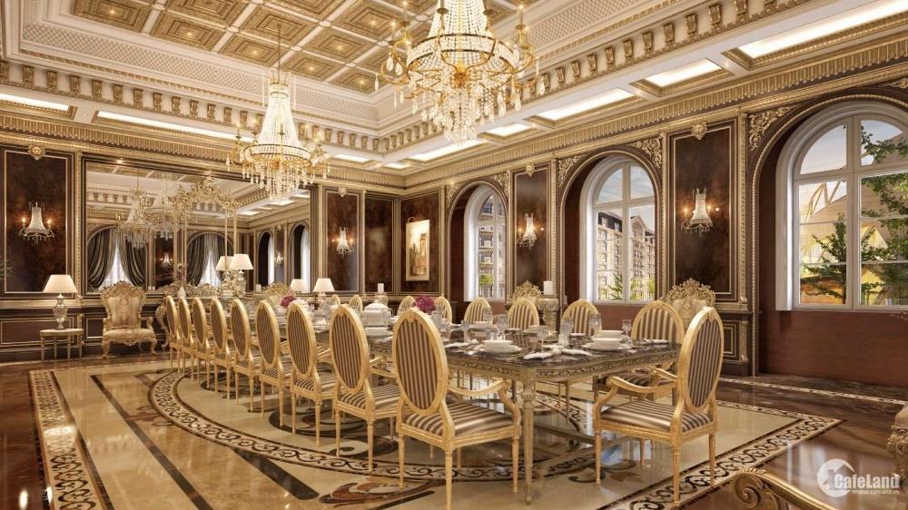 Khách sạn Phú Quốc mới xây xong 8 tầng trong quần thể shoph Grand World Phú Quốc