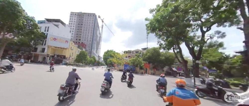 Bán nhà mặt phố Sơn Tây-Kim Mã 81m2 MT 5m vỉa hè để xe kinh doanh chỉ 350tr/m
