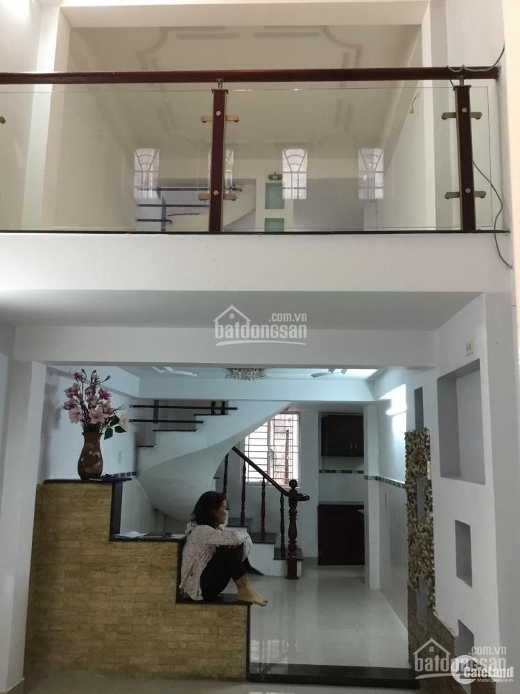 Hẻm 1/ Lê Quang Định, 3' đi bộ đến chợ Bà Chiểu, 3 tầng, chỉ 5 tỷ