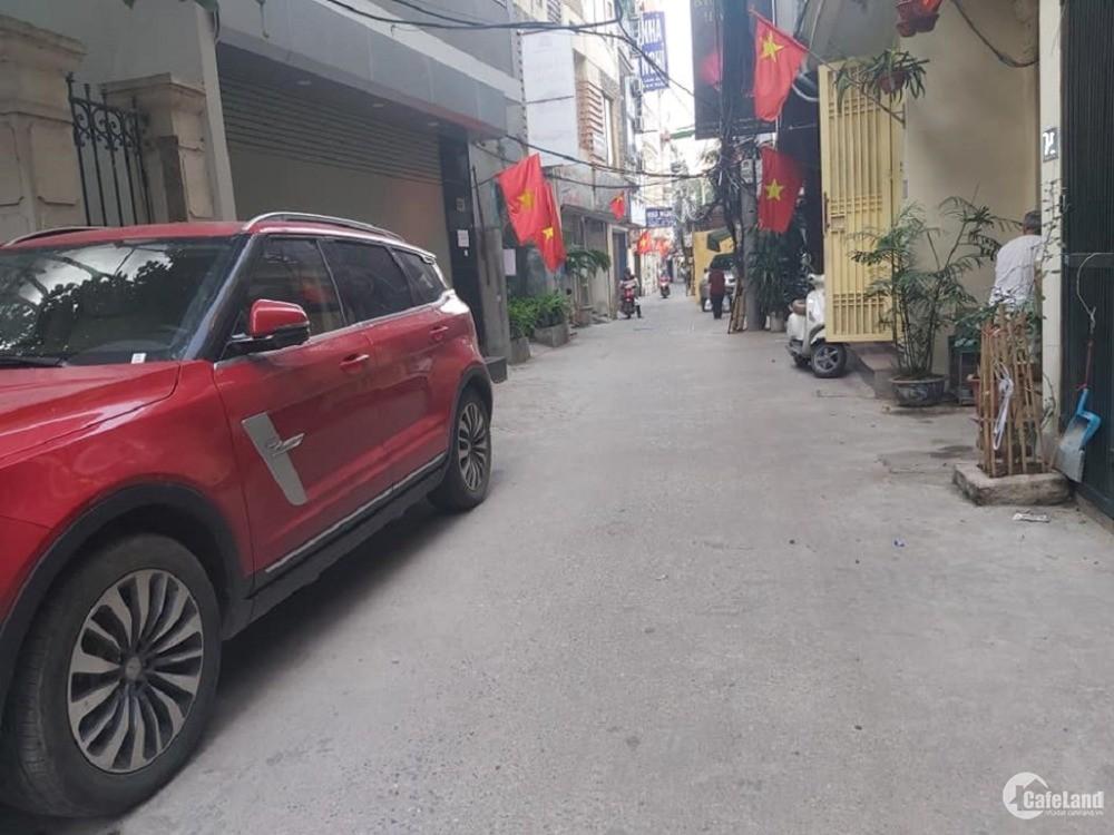 Bán nhà phố Thái Hà, Ô tô tránh, Kinh doanh. 225m2 MT6m 25 tỷ