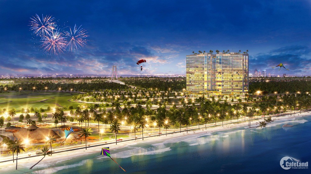 Chỉ 10 căn hộ biển view sân golf cuối cùng - chiết khấu 16% - chỉ từ 25tr/ tháng