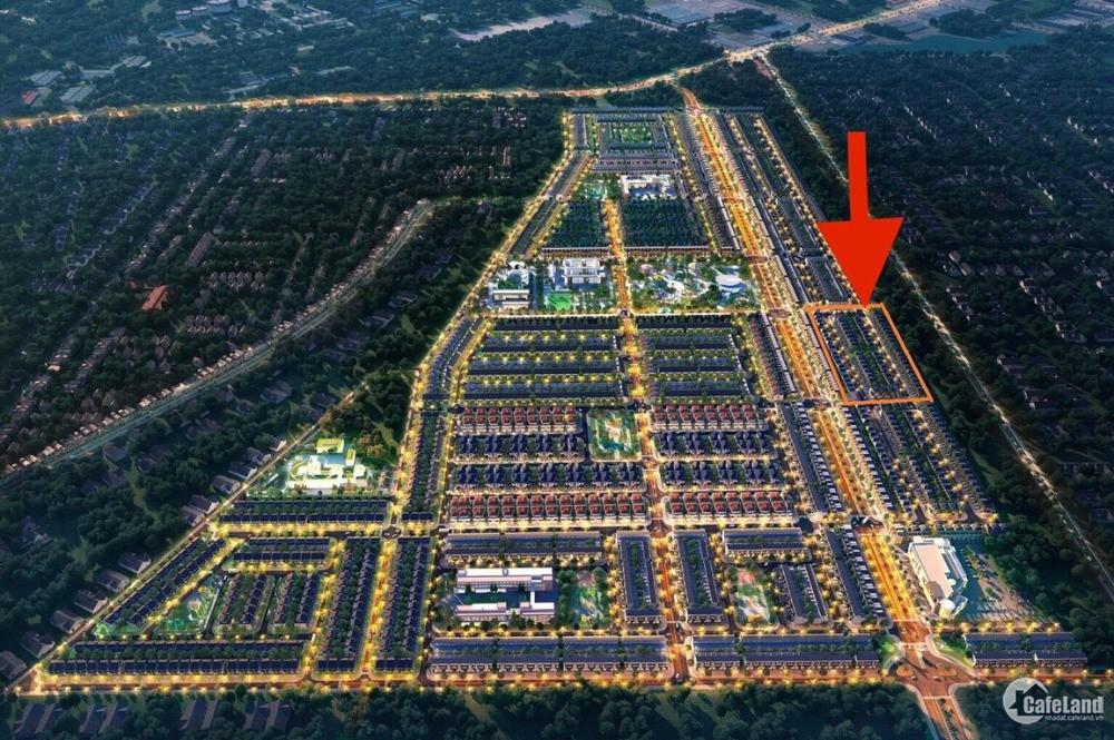 NHÀ PHỐ VÀ SHOPHOUSE CỰC ĐẸP gần Sân bay QT Long Thành